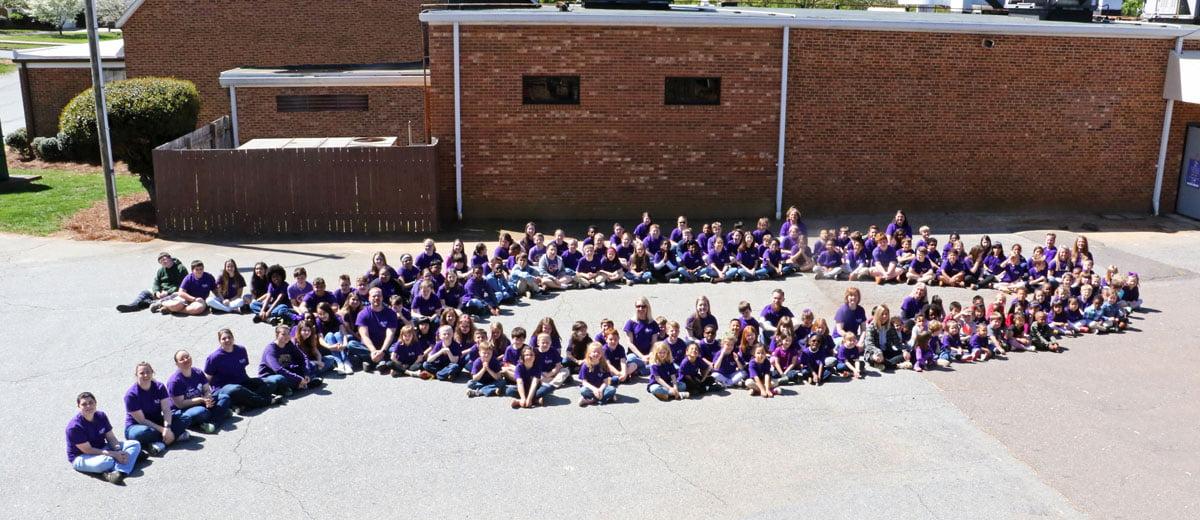 St. John's Lutheran School Peace Fish