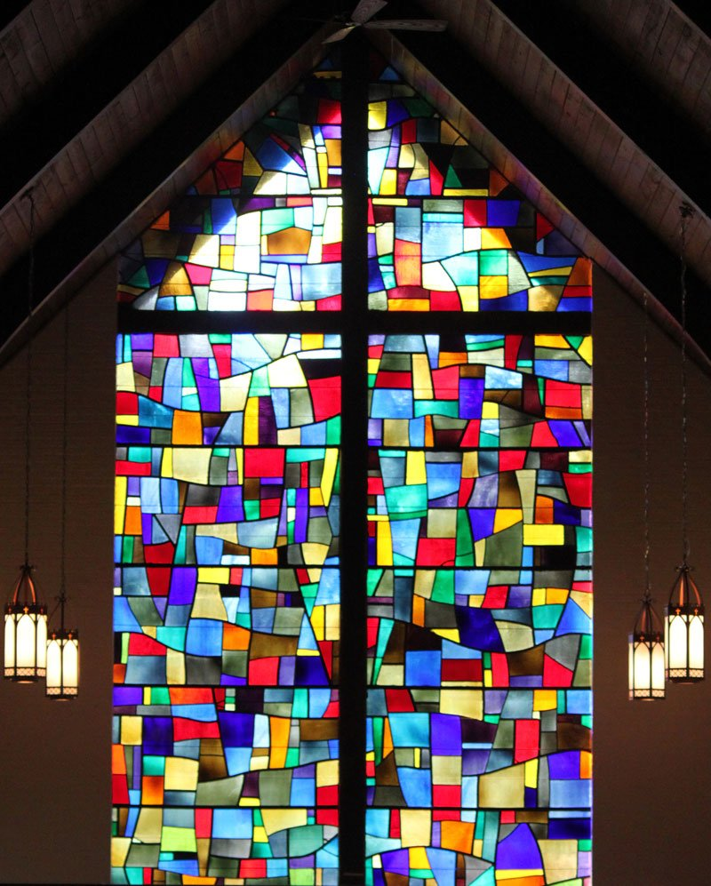 St. John's Lutheran Church Stained Glass