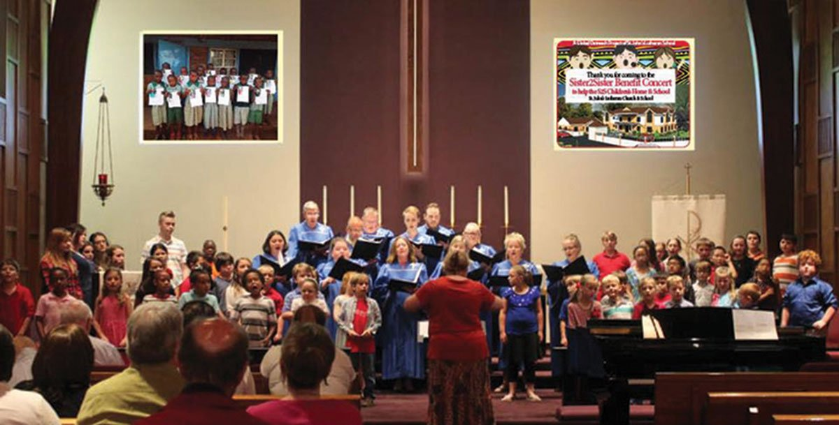 St. John's Lutheran Church Choir