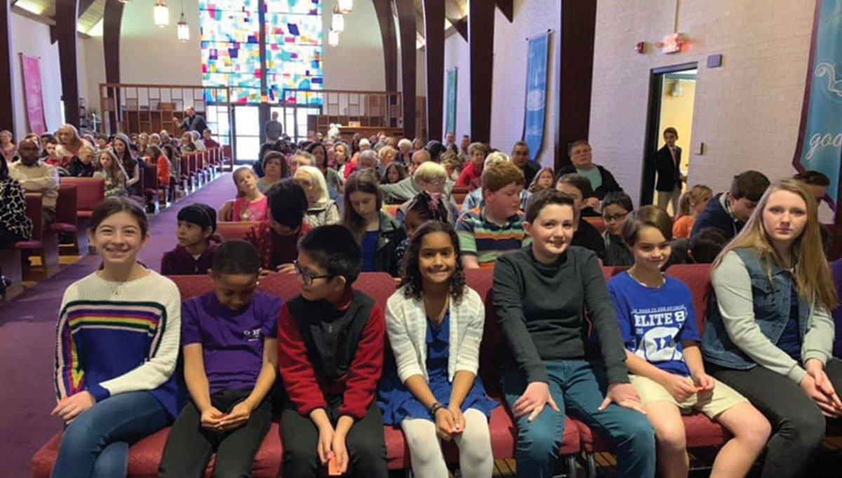 St. John's Lutheran School Chapel