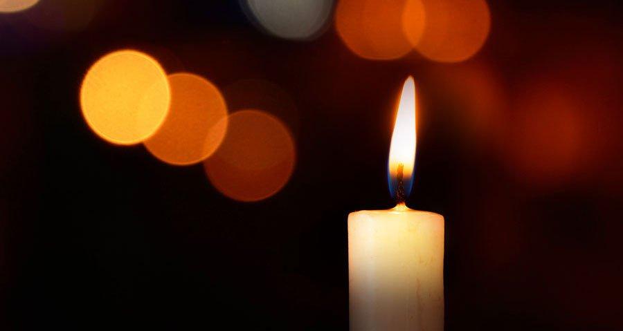 St. John's Lutheran Church Winston-Salem Candle